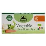 Alce Nero Vegetable Bouillon Cubes Bio Brühwürfel 100g
