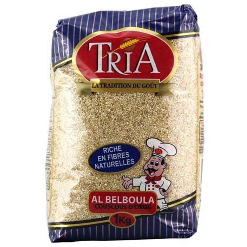 Tria Couscous d'Orge Al Belboula 1kg