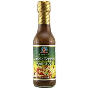 Healthy Boy Garlic Pepper Stir Fried Sauce 250ml