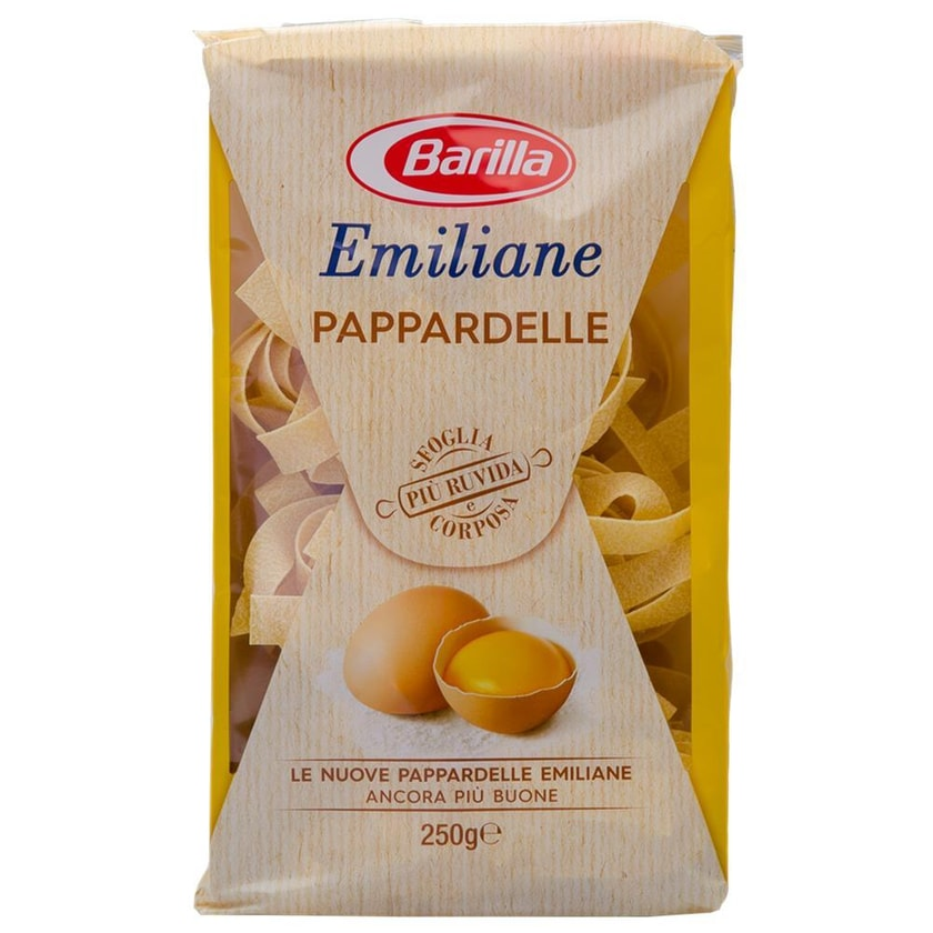 Barilla Pappardelle all'uovo n.176 Emiliane Nudeln 250g