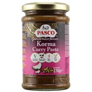 Pasco Korma Curry Paste 270g