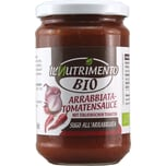 Il Nutrimento Bio Arrabbiata Tomatensauce Vegan 280g