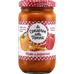 Le Conserve della Nonna Pesto di Peperoni Paprika 190g