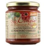 Le Delizie di Mamma Puggia Demeter Sugo Pronto al Pomodoro e Basilico Sauce 300g