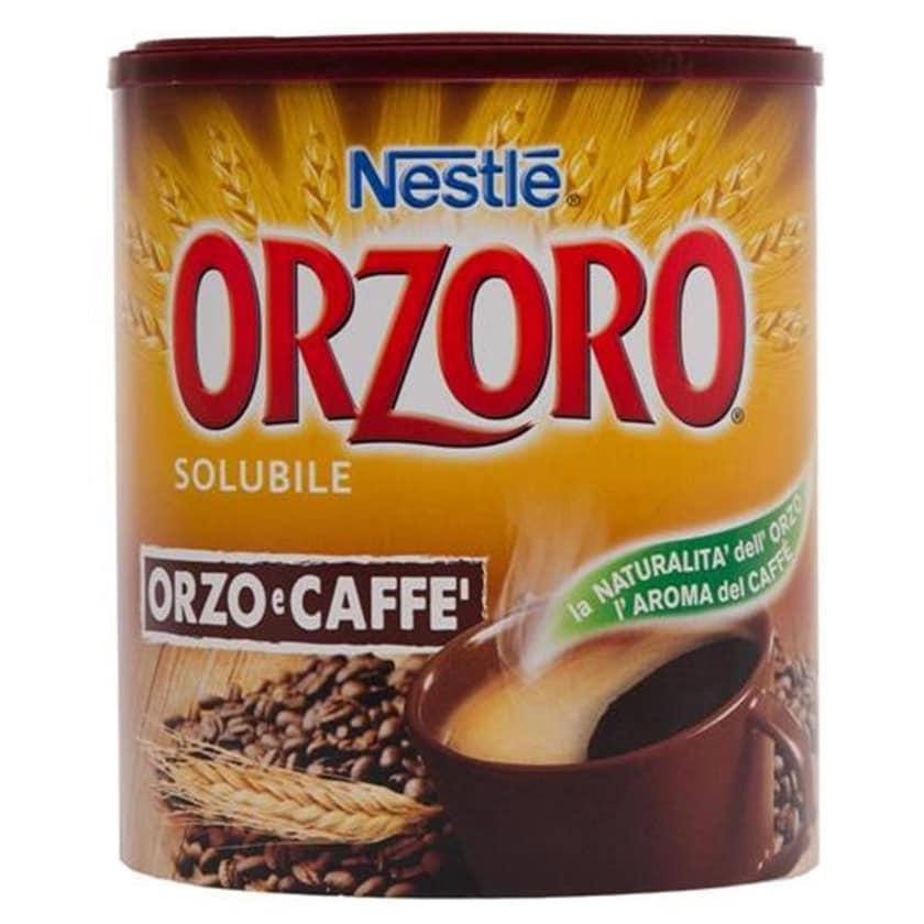 Nestle Orzoro Solubile Orzo e Caffe Gerstenkaffee 120g