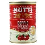 Mutti Doppio Concentrato di Pomodoro Tomatenmark 440g