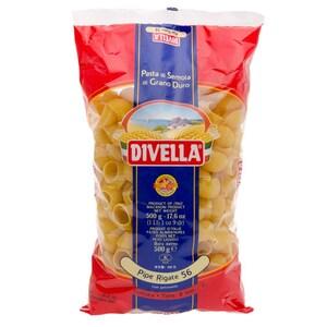 Divella Pipe Rigate 56 Nudeln 500g