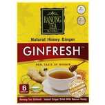 Ranong Tea Ginfresh Natural Honey Ginger Instantgetränk 72g