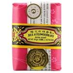 Bee & Flower Rose Soap Seife 81g