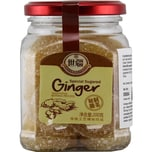 Shijiangfood Ginger Special Sugared Slices Ingwerscheiben 200g