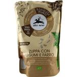 Alce Nero Zuppa di Farro e Legumi Dinkel-Hülsenfrüchtesuppe 500g