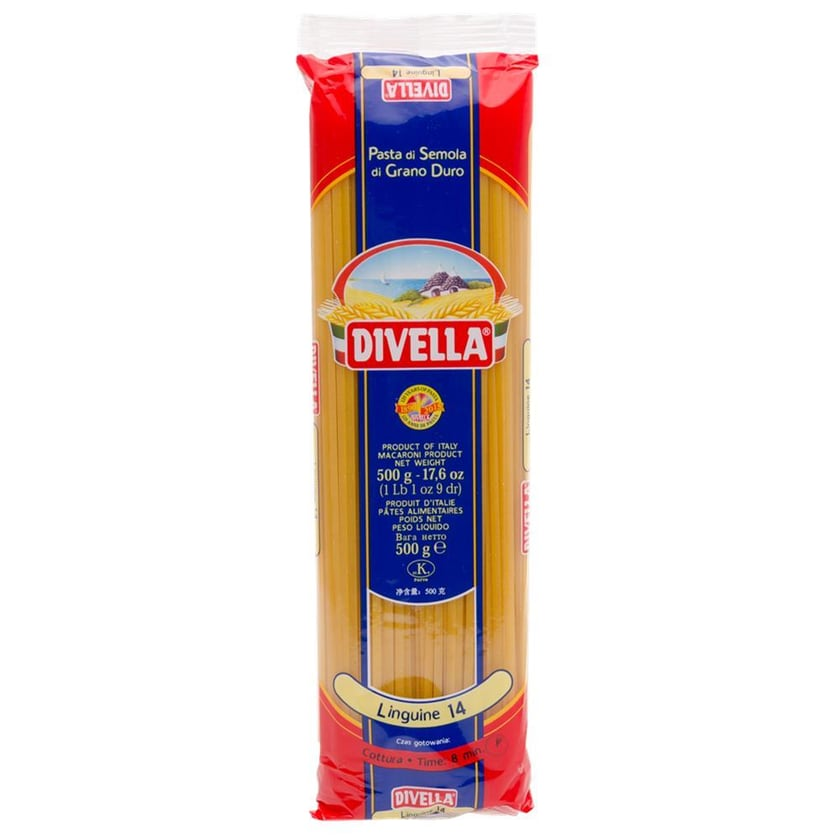 Divella Linguine 14 Nudeln 500g