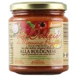 Le Delizie di Mamma Puggia Demeter Sugo Pronto alla Bolognese Sauce 300g