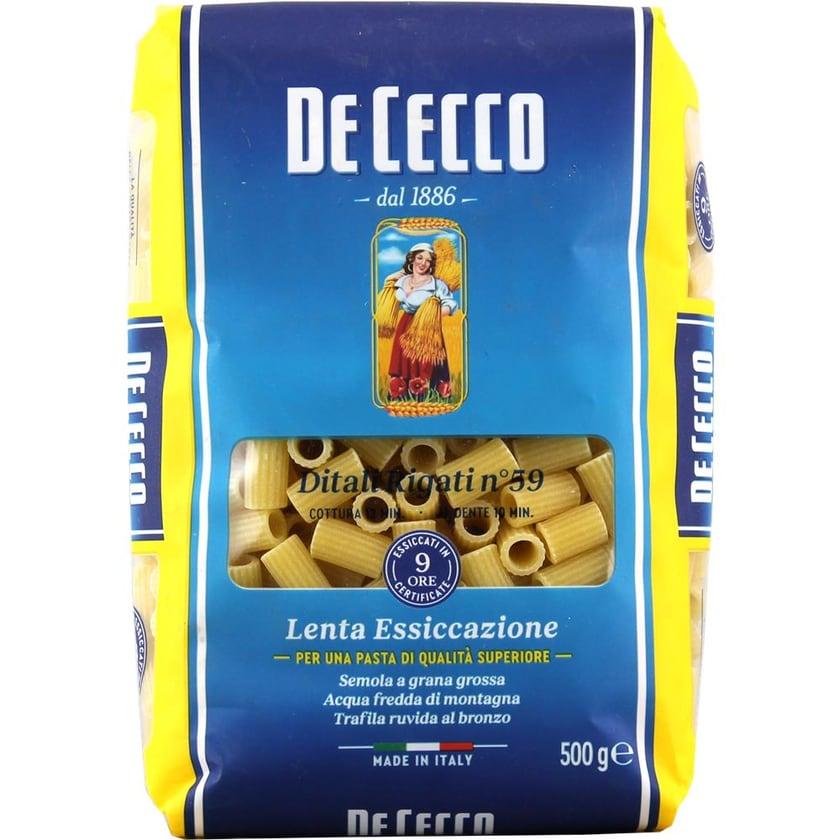 De Cecco Ditali Rigati °59 Nudeln 500g