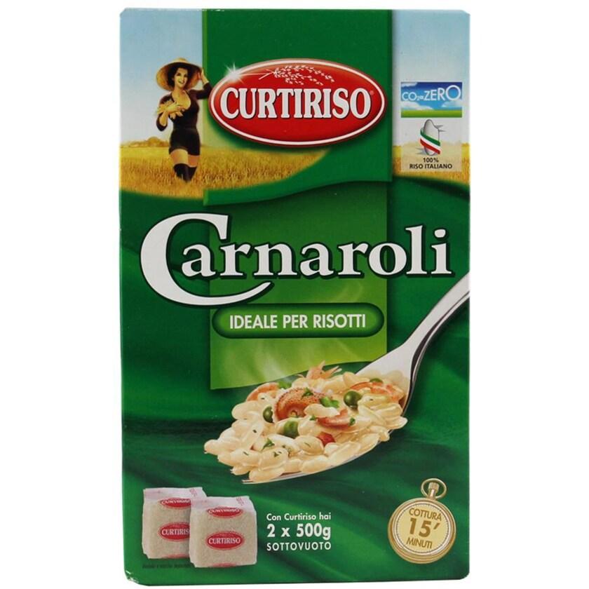 Curtiriso Carnarolli Reis (2x500g)