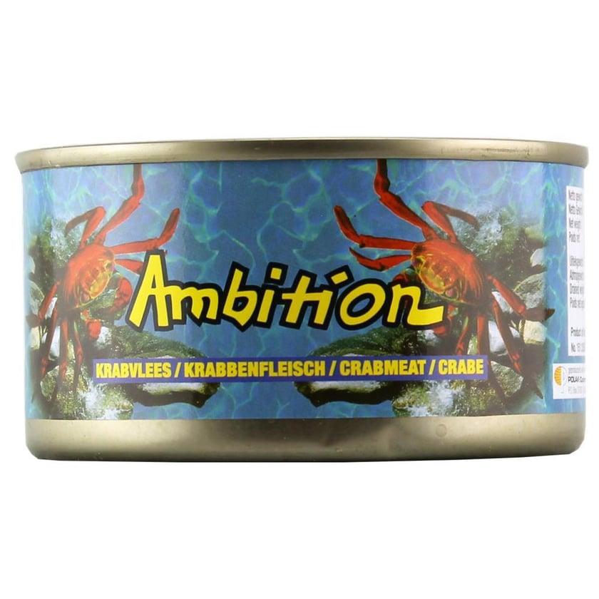 Ambition Krabbenfleisch 121g