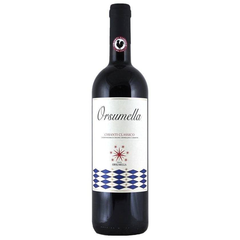Orsumella Chianti Classico DOCG Rotwein 750ml