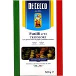 De Cecco Fusilli n°34 Tricolore 500g