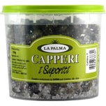 La Palma Capperi I Saporiti Calibro 7 Kapern 250g