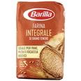 Barilla Farina Integrale di Grano Tenero Vollkornmehl 1000g