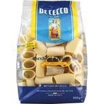De Cecco Paccheri Rigati n°130 Le Specialita Nudeln 500g