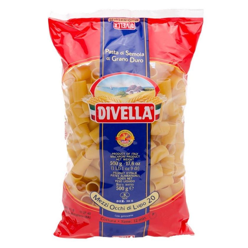 Divella Mezzi Occhi di Lupo 20 Nudeln 500g