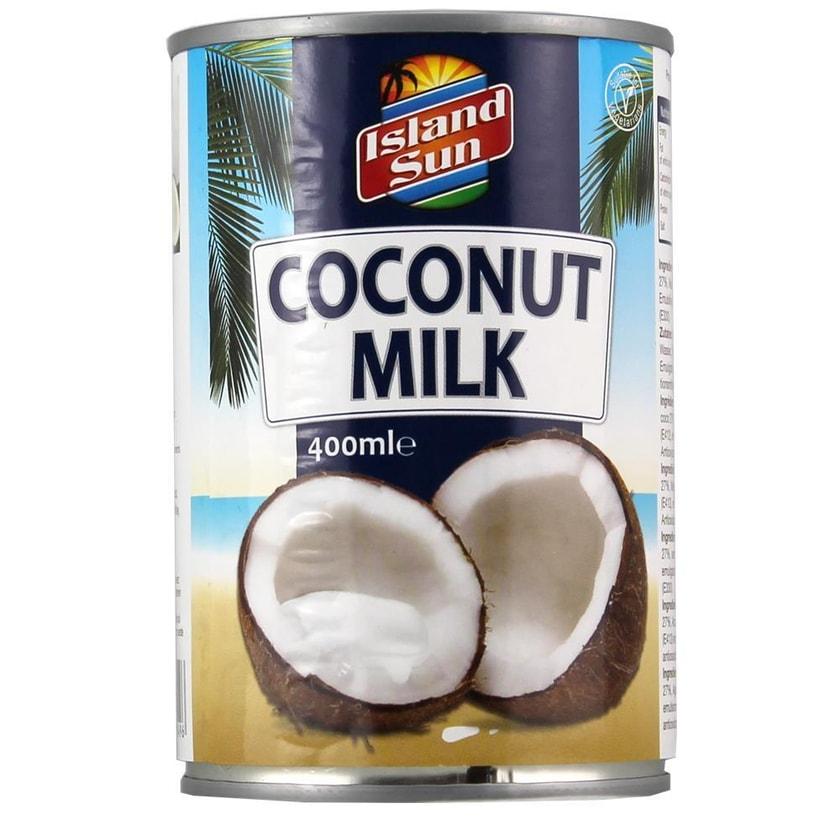 Island Sun Coconut Milk Kokosmilch 400ml