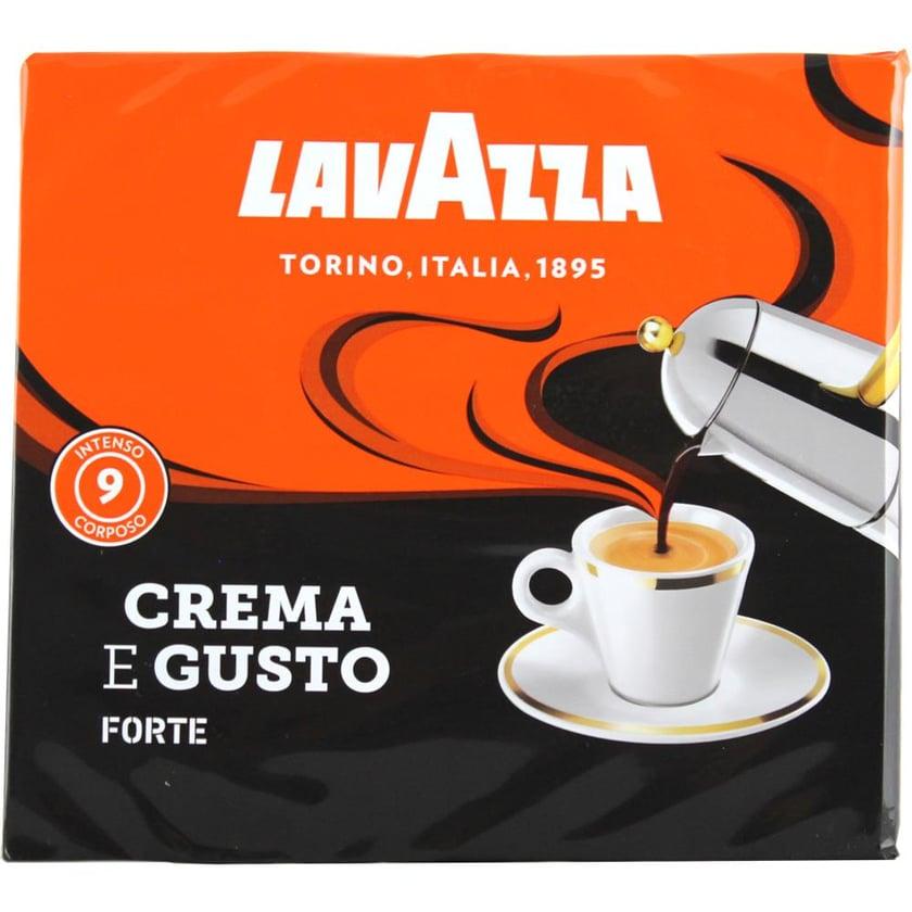 Lavazza Crema e Gusto Forte Kaffee (2x250g)
