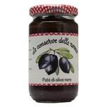 Le Conserve della Nonna Pate di Olive Nere Paste 190g