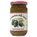 Le Conserve della Nonna Pate di Olive Verdi Olivenpaste 190g