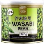 Golden Turtle Brand Wasabi Peas Erbsen 140g