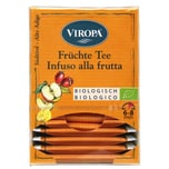 Viropa Früchte Tee Infuso alla Frutta Bio 37,5g
