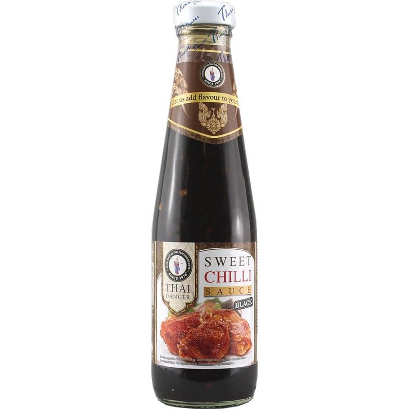 Thai Dancer Sweet Chilli Sauce Black 300ml