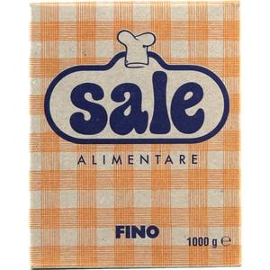 Italkali Sale Alimentare Fino Salz Fein 1000g