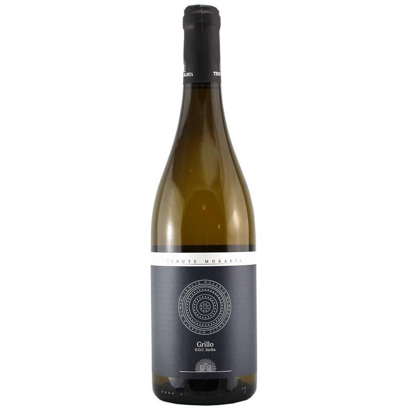Tenute Mokarta Grillo DOC Weißwein 750ml