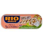 Rio Mare Filetti di Sgombro all Olio Ex.Verg.Oliva Makrelenfilets 120g