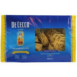De Cecco Strangozzi n°212 Le Specialita Nudeln 500g
