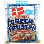 OK Snacks Speck Krusten Salz 50g