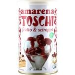 Toschi Amarena Frutto & Sciroppo Kirschen 180g