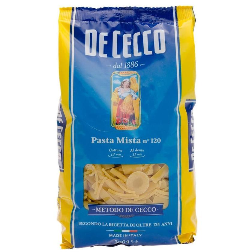 De Cecco Pasta Mista n°120 Nudeln 500g