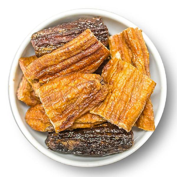 1001Frucht Getrocknete Bananen naturbelassen