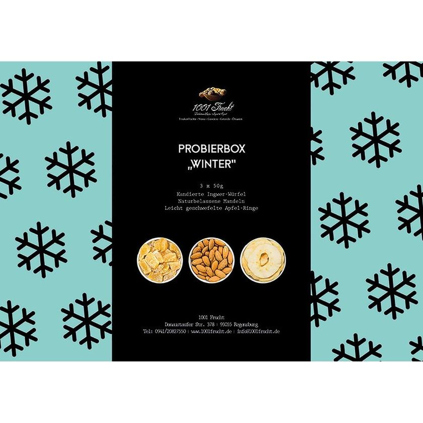 1001 Frucht - Winter-Box 150g