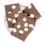 1001 Frucht Bio Schokolade Einzigartig Haselnüsse 90g
