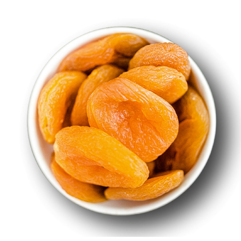 1001 Frucht - Getrocknete Aprikosen geschwefelt