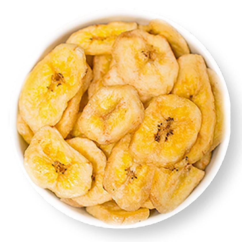 1001 Frucht - Bananenchips ohne Zuckerzusatz