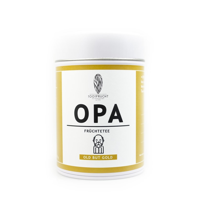 1001 Frucht - Opa - Früchtetee 150g