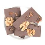 1001 Frucht - Danke - Bio Schokolade - Walnüsse Aprikosen