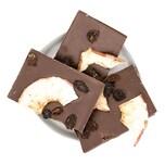 1001Frucht Nervennahrung - Bio Schokolade - Apfel Rosinen 90g