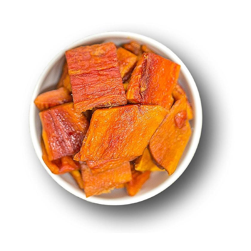 1001 Frucht - Getrocknete Papaya naturbelassen - extra Qualität