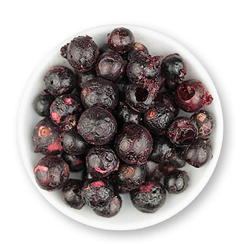 1001 Frucht - Johannisbeeren gefriergetrocknet 100g